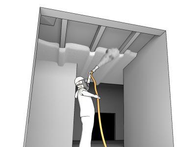 Schéma isolation projetée