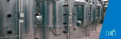 Chaudière etuves fours ISOVER isolation calorifuge