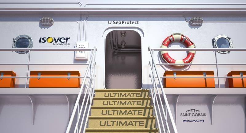 Gamme U SeaProtect - Isolation Marine & Offshore
