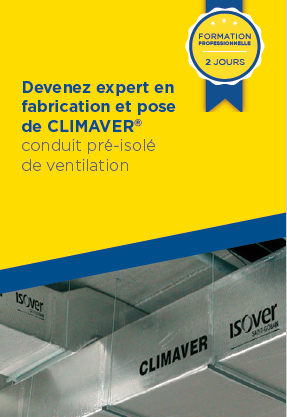 FORMATION CLIMAVER ISOVER