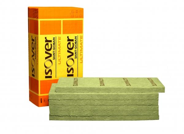 Panneaux isolants rigide laine minérale ISOVER