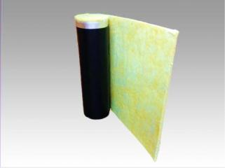 CLIMCOVER Roll Alu1 BLACK solutions d'isolation par l'extérieur des réseaux aérauliques