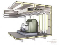 HVAC et équipements technique