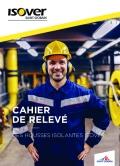 CAHIER DE RELEVE -  HOUSSES ISOLANTES