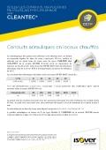CCTP CLIMLINER SLAB CLEANTEC