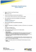 TECH TELISOL 5.0 QN - DOP 0002-07