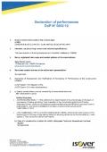 CLIMLINER SLAB CLEANTEC - CLIMLINER SLAB CLEANTEC AIR+ - DOP 0002-12
