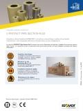 Fiche technique - U PIPE SECTION ALU - Coquille revêtue Aluminium