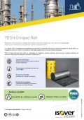 FT TECH CRIMPED ROLL - Nappe HRM