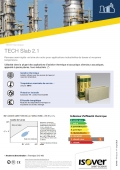 FT TECH SLAB 2.1 - Thermipan 313-400